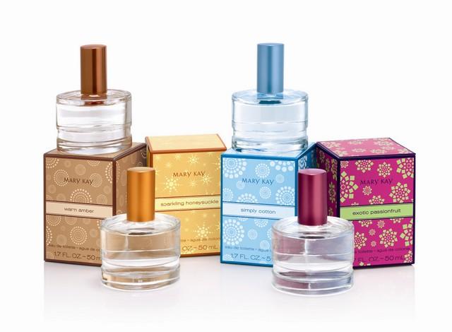 женский парфюм от мери кей
